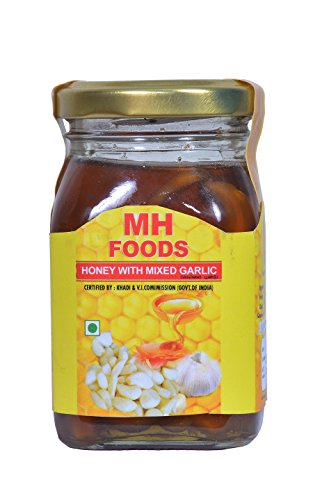 Prolive Foods Honey With Garlic - 250 Gms