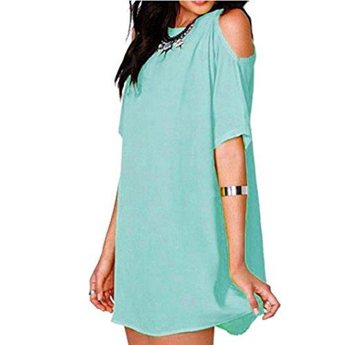 FNKDOR Newest Women Summer Strapless Bussiness Formal Party Concert Elegant Loose Solid Off-Shoulder Casual Sundress Mini Dress