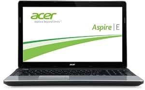 Acer Aspire E1-571-53234G75Mnks 39,6 cm (15,6 Zoll) Notebook (Intel Core i5 3230M, 2,6GHz, 4GB RAM, 750GB HDD, Intel HD 4000, DVD, Win 8) schwarz