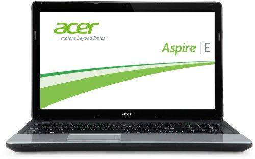 Acer Aspire E1-571G-33114G50Mnks 39,6 cm (15,6 Zoll) Notebook (Intel Core i3 3110M, 2,4GHz, 4GB RAM, 500GB HDD, NVIDIA GT 620M, DVD, Win 8) schwarz