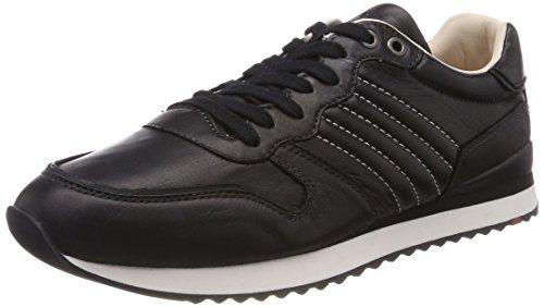 LLOYD Herren Edico Sneaker, Schwarz (Black), 43 EU