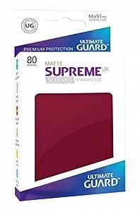 Ultimate Guard ugd010608UX Supremo japonés tamaño Funda Tarjeta Caso