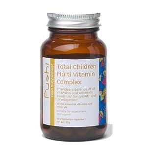 Complexe Multivitaminé spécial Enfants pour tous les nutriments essentiels