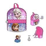 Rucksack Kinderrucksack Mädchen Frozen Anna & ELSA Disney's die Eiskönigin