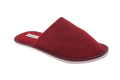 Travelkhushi Unisex Towel Terry Cloth House Slipper