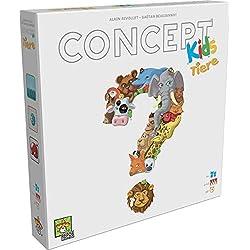 Asmodee RPOD0008 Concept Kids, Brettspiel Concept