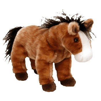 TY BEANIE BUDDY   OATS THE HORSE TOY