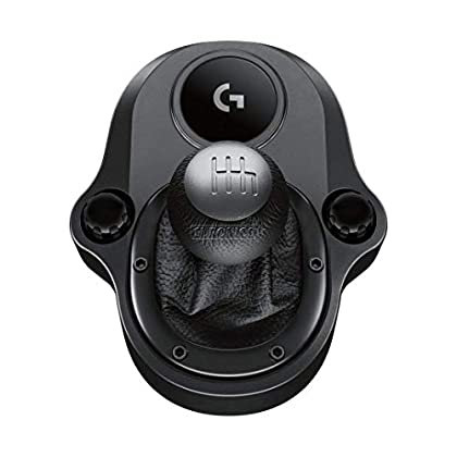 Logitech Driving Force Shifter - Palanca de Cam...