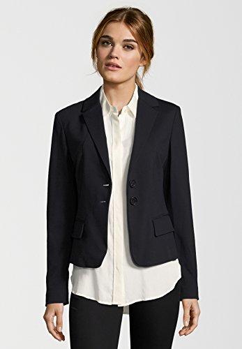 Blonde No.8 - Giacca da abito - Casual - Basic - Maniche lunghe  -  donna blu navy