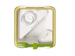 Black and Blum Box Appetit, Yellow/ White