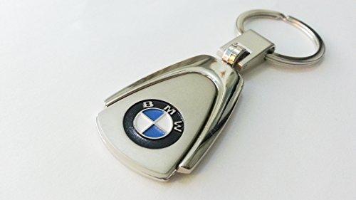 Valentinstag Bmw (BMW Beemer Car Logo Metall Schlüsselanhänger Ring Schlüsselanhänger mit Geschenk Beutel [S2])