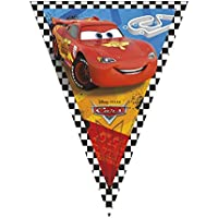 Disney Amscan Cars Racing Sports Network Pennant Banner Party Accessory