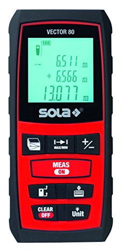 Laser Entfernungsmesser Sola Vector 80 thumbnail