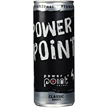 Power Point Classic Energy Drink 24 x 0,25 L Dose -pfandfrei-