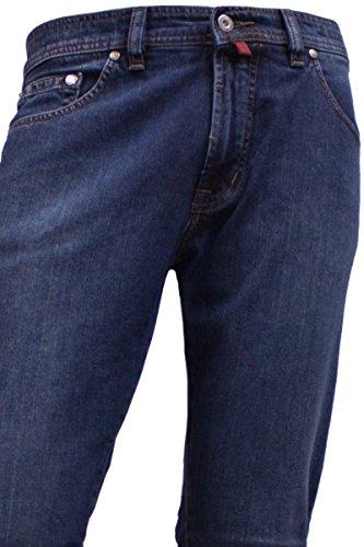 Pierre Cardin True Jeans Denim Deauville–30fino a 36lunghezza medium-blue-denim