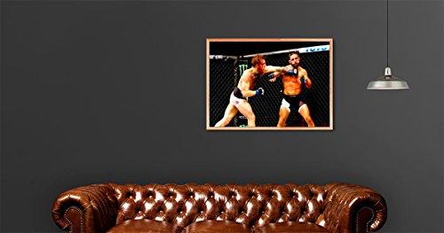 Plakat UFC CONOR MCGREGOR VS CHAD MENDES Wand Kunst Abbildung 3
