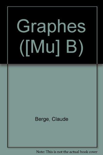 Graphes, nouvelle édition