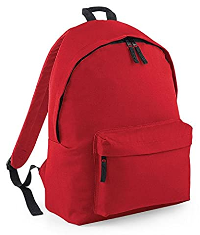 Fashion Backpack Classic Red [Apparel]