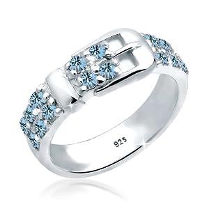 Elli Damen-Ring 925 Silber 602851412
