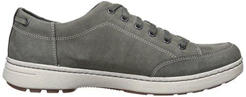 Dansko Mens Vaughn Fashion Sneaker Grey Milled Nubuck