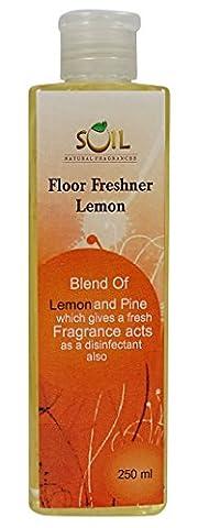 Soil Natural Fragrances Floor Freshener Lemon - 6.7 Ounce