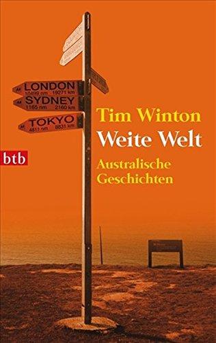 Buchseite und Rezensionen zu 'Weite Welt: Australische Geschichten' von Tim Winton