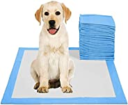 Mumoo Bear Disposable Absorbent Quick Drying Leak-Proof Pee Pads for Potty Training for Pets, 45x60cm M - 50 P