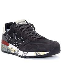 PREMIATA Scarpa Sneakers Uomo MOD.Mick Nero 01c07588d6a