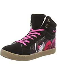 Desigual SHOES MINI LUXOR 4 - zapatillas deportivas altas de material sintético niña