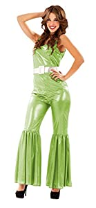 My Other Me Me - Disfraz Disco adulto, talla S (Viving Costumes MOM02603)