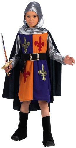 Limit Sport - Disfraz de guerrero medieval Lys, para niños, talla 5 (MI909)