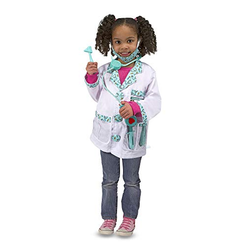 Melissa and doug costume da dottore