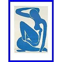 Henri Matisse Akt mit Armreif Poster Kunstdruck Bild 80x60cm