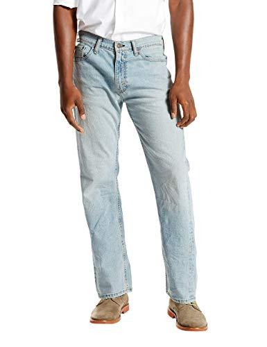 Levi's Men's 505 Regular Fit Jean, Golden Top, 34x32 -