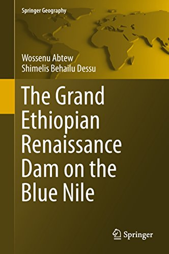 The Grand Ethiopian Renaissance Dam On The Blue Nile (springer Geography) por Wossenu Abtew Gratis