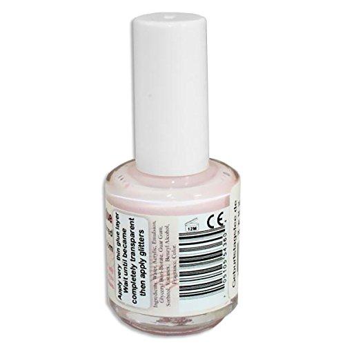 spezieller Hautkleber für Glitzertattoos, 15 ml, ausreichend für bis zu 80 herrlich glitzernde Tattoos
