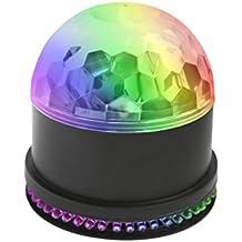 Luces Discoteca de Muliticolores AIVIDA LED Escenario Luces de Etapa LED Làmpara con 7 Colores del Partido para Disco Fiesta Bar Boda DJ Concierto