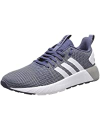 detailed look 16429 3ddb4 adidas Herren Questar BYD Gymnastikschuhe, grau, 7.5 EU