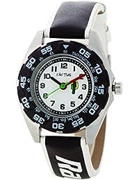 Cactus CAC-72-M01 - Reloj de pulsera niños, Plástico, color Negro