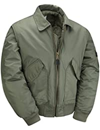 MA2 CWU Bomber Flight Jacket - Olive