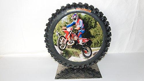 Motocross / Enduro Deko Reifen (small)