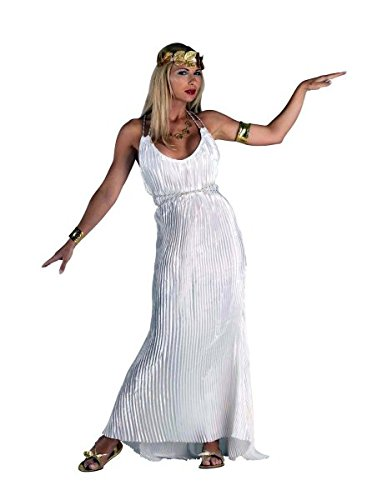 Kostüm Hera Kostüm Greek Goddess Kostüm, Größe:M (Beste Griechische Göttin Kostüm)