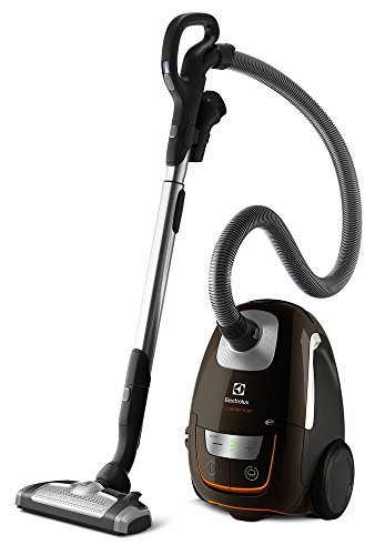 Electrolux ZUSALLFLR+ Ultra Silencer, aspirapolvere a traino con sacco silenzioso con display digitale