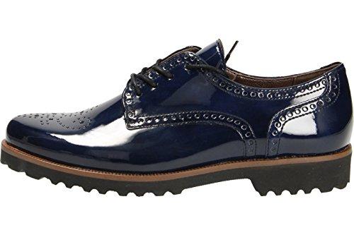 Gabor 51-410 Chaussures Derby femme Marine