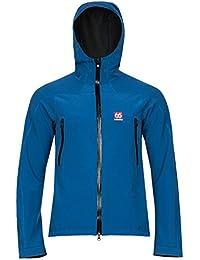 66° North Vatnajokull Softshell–Chaqueta para hombre, color azul, tamaño L