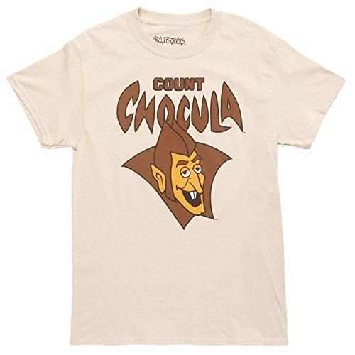 Count Chocula Cereal Logo Adult T-Shirt