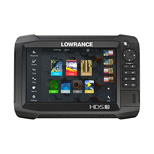 Lowrance HDS 7 Carbon Row (Lowrance Hds)