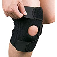 Hehong Knie Unterstützung Brace Schmerzlinderung für Arthritis, Sehnenscheidenentzündung, Sport Einstellbare Outdoor... preisvergleich bei billige-tabletten.eu
