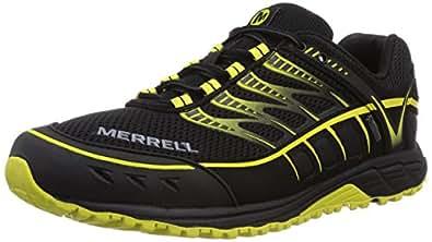 Merrell Men's MIX MASTER TUFF GTX Cross Trainers  Black Size: 10