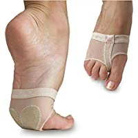Amatt Ballet Belly Dance Foot Thong Dance Paw Shoes Half Sole Forefoot